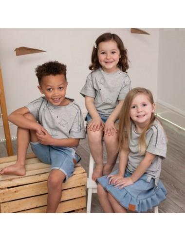 Szorty jeansowe dziecięce