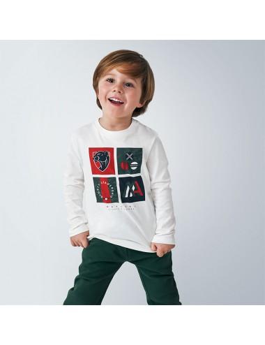 Koszulka sporty dla chłopca