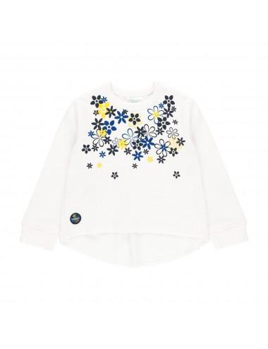 Bluzeczka FLOWERS dla dziewczynki