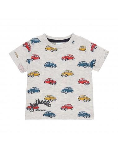 Koszulka AUTKO dla chłopca