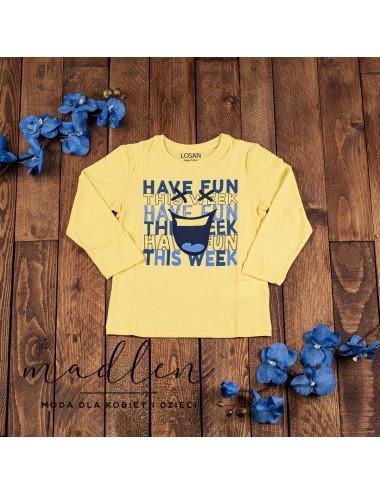 Koszulka dla chłopca FUN