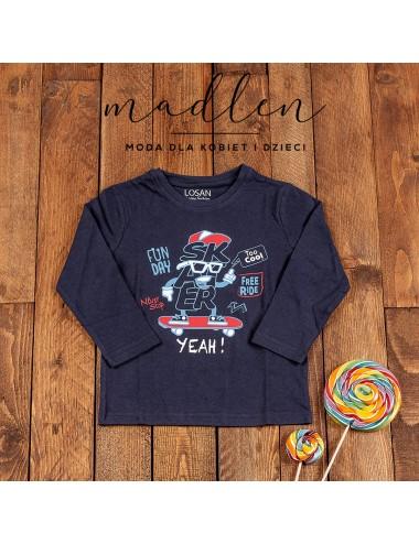 Koszulka dla chłopca SKATE