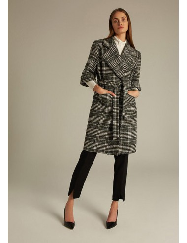Płaszcz damski Siwan