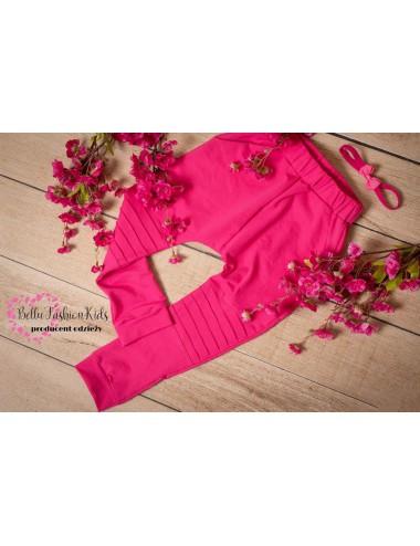 Spodnie  baggy dla dziewczynki Bajkowe