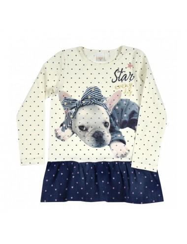 Bluzeczka/Tunika dla dziewczynki